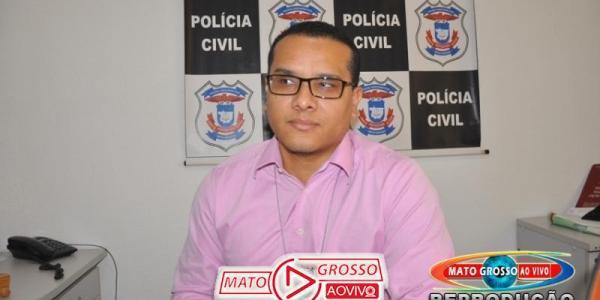 Podemos de Alta Floresta indica a pré-candidato o delegado Vinícius Nazário a prefeitura municipal 23