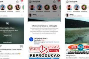 Instagram Brasil libera ferramenta que avisa sobre fake news nas postagens 76