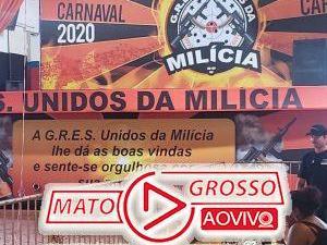 O Carnaval no Rio de Janeiro terá uma escola chamada Unidos da Milícia? 77