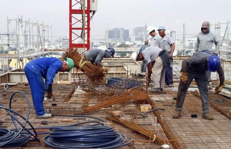 Inflação da construção sobe para 1,8% em maio, mantendo preço dos materiais elevados