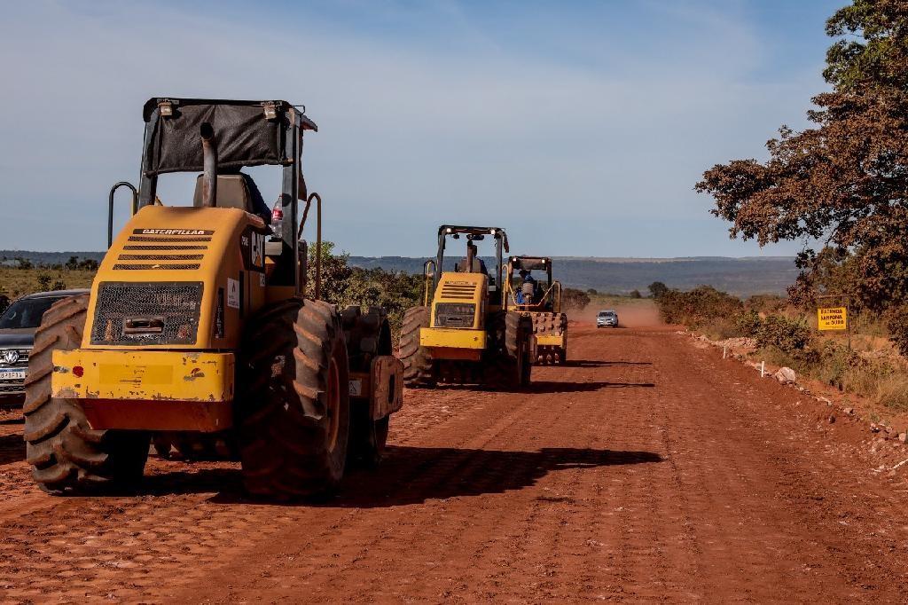 Com obras paradas há mais de 20 anos, Vale do Araguaia recebe investimentos em infraestrutura