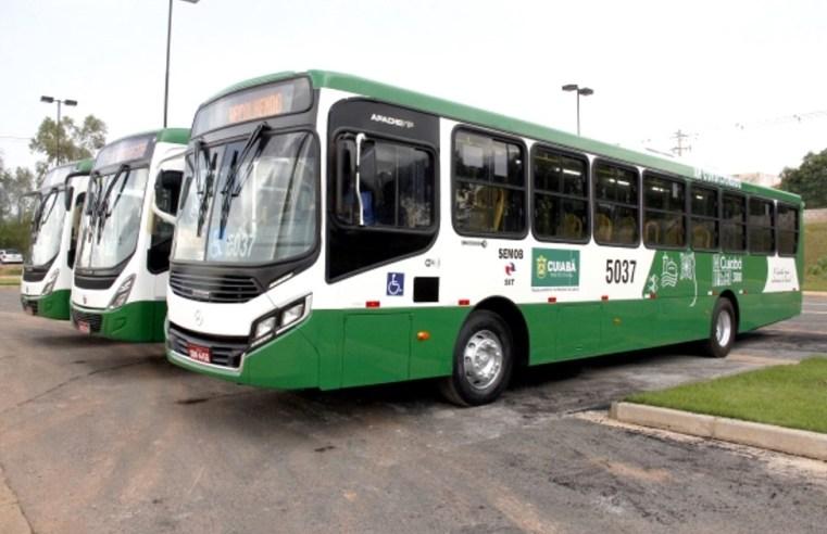 Cuiabá terá 140 novos ônibus. Frota chega em julho e deve melhorar condições para os usuários do transporte