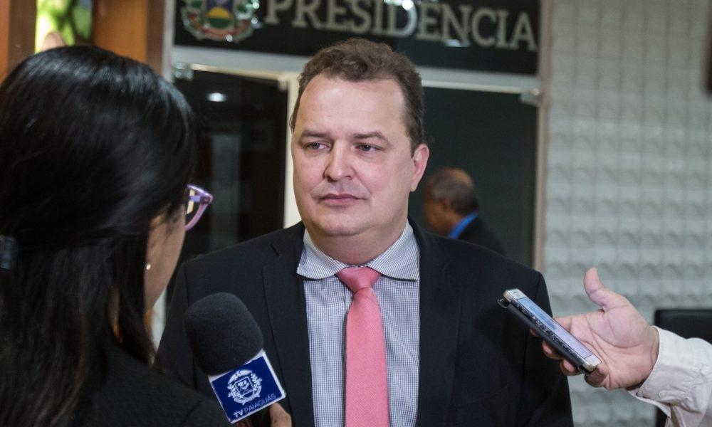Max Russi assume cargo de governador interino de Mato Grosso