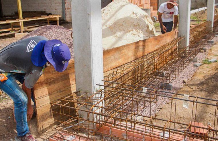 Mesmo com desafios da pandemia e alta de insumos, construção civil projeta crescimento em 2021