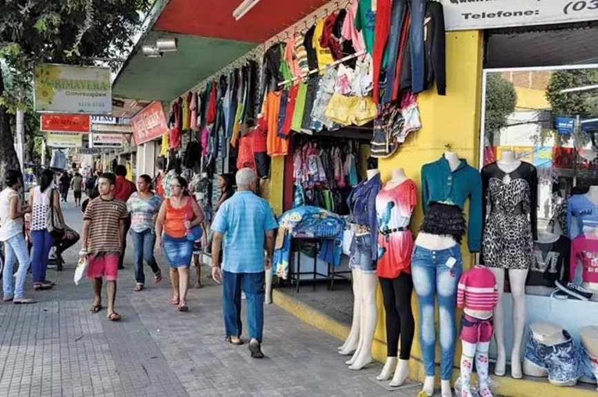 Setores de comércio e serviços de MT arrecadaram R$ 1,38 bi no primeiro bimestre, 30% a mais do previsto