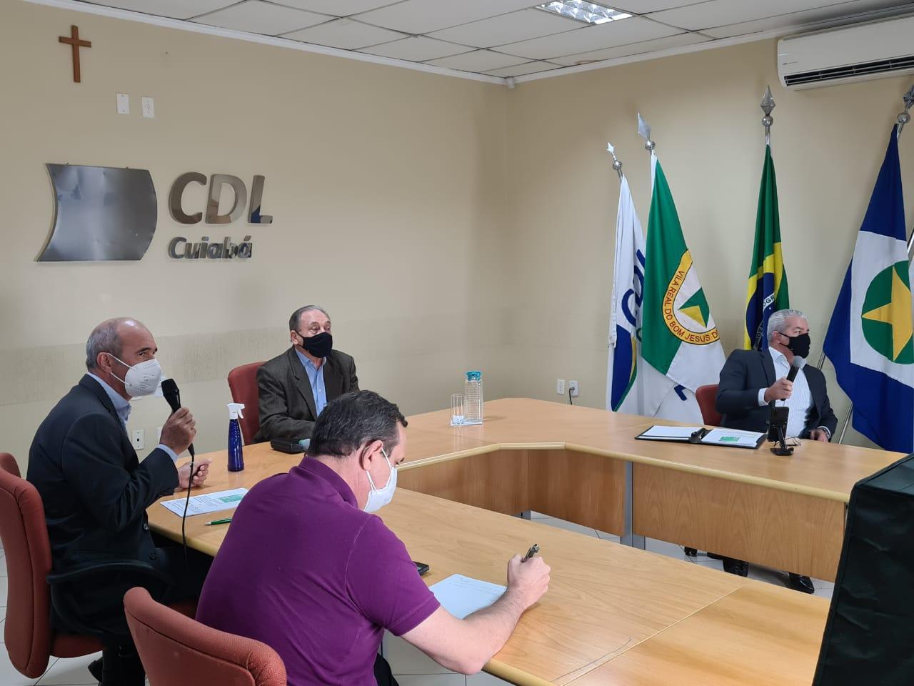 CDL Cuiabá e Lide-MT realizam debate sobre Reforma Administrativa, em pauta na Câmara Federal