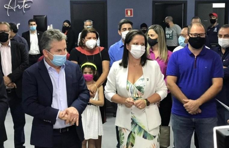Governo de Mato Grosso terá primeira mulher no comando da Secom