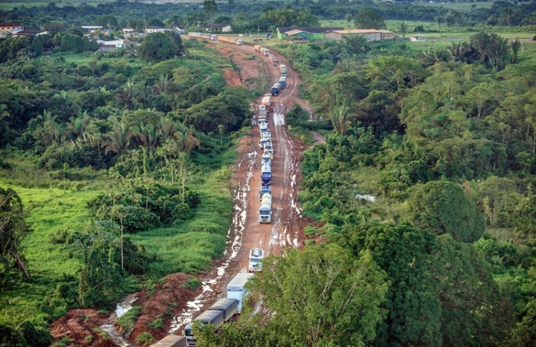 Concessionária arremata leilão da BR-163 e investirá 1,87 bilhão em infraestrutura em Mato Grosso