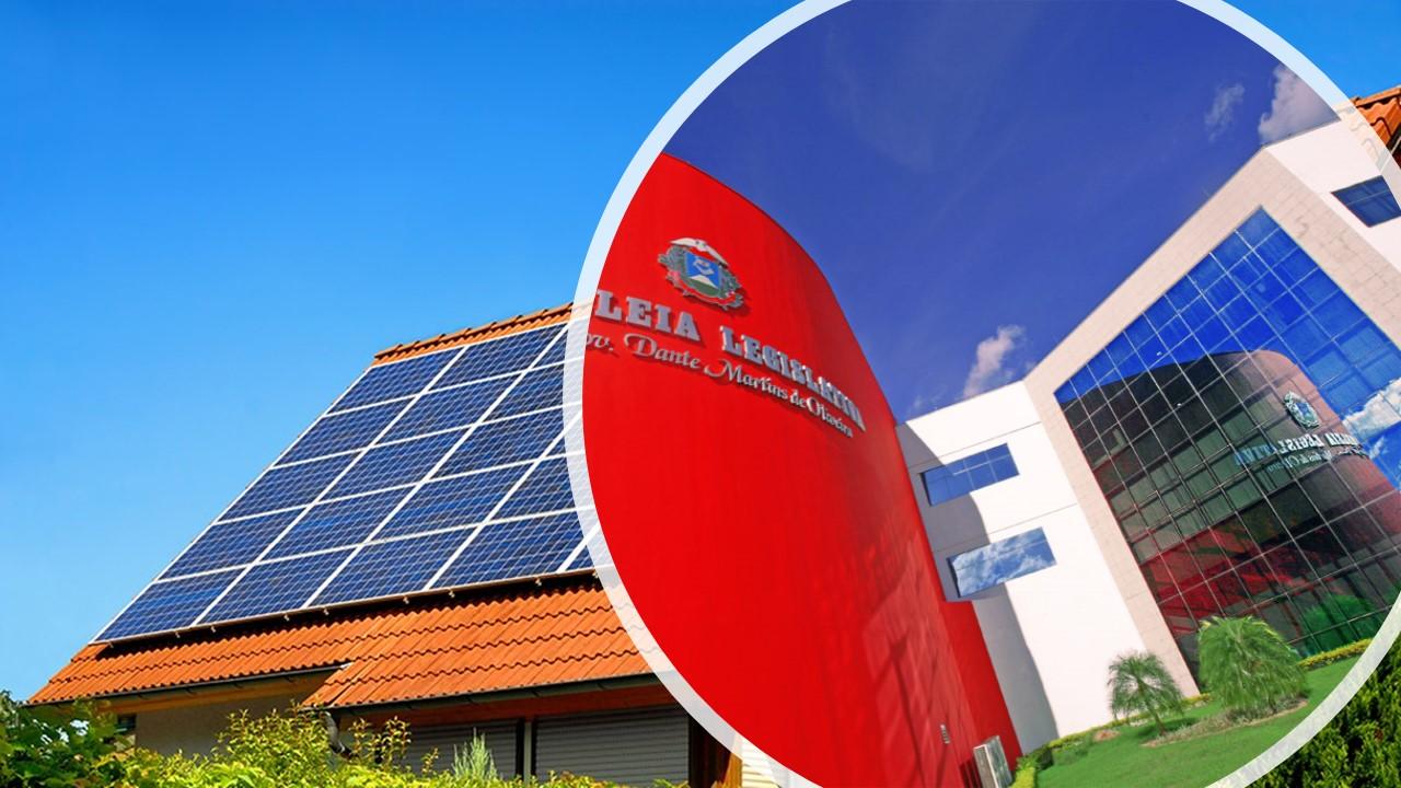 Com derrubada de veto, população de Mato Grosso não pagará ICMS sobre energia solar até 2027
