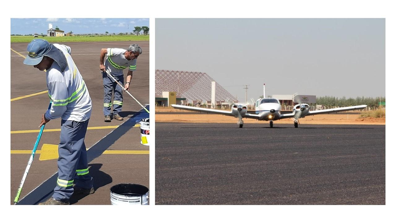 Aeródromos de Mato Grosso terão recursos financeiros para melhoria de infraestrutura