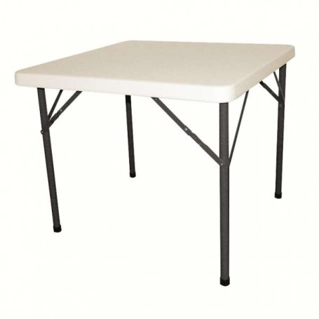 table carree pliante bolero