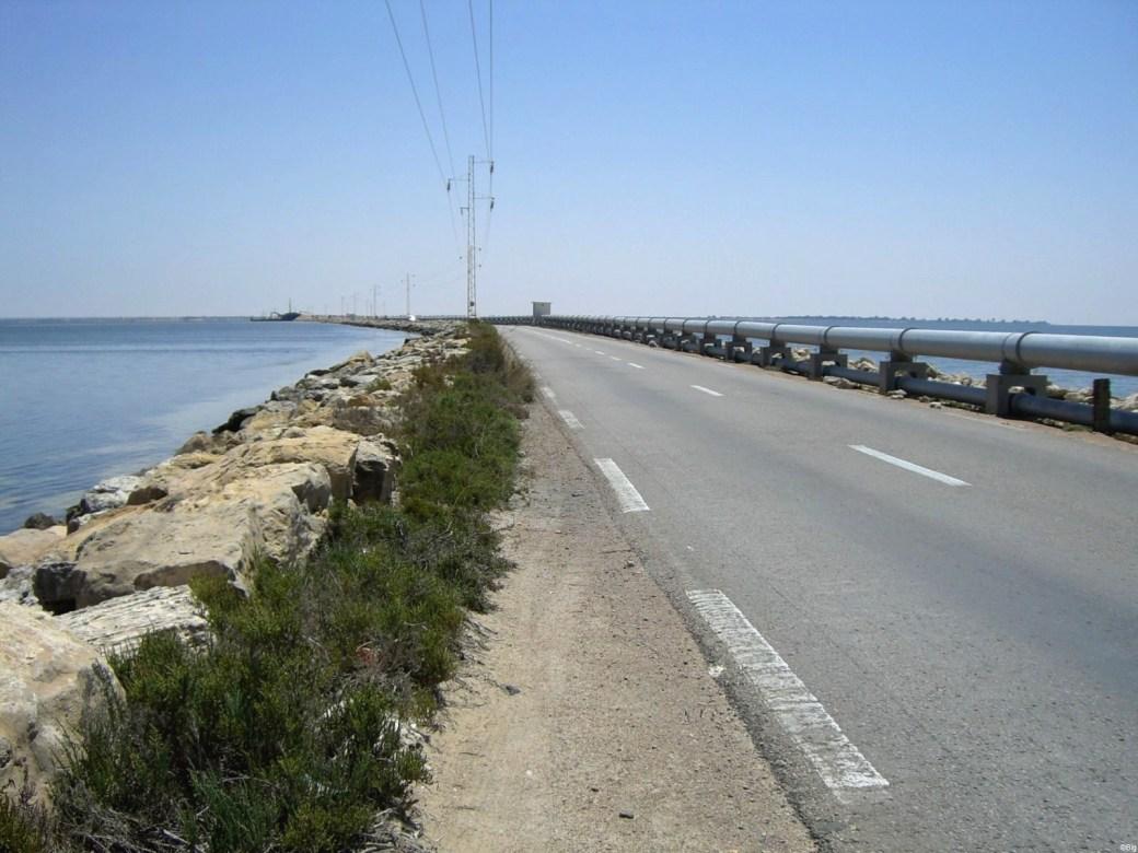 Chaussée romaine Djerba