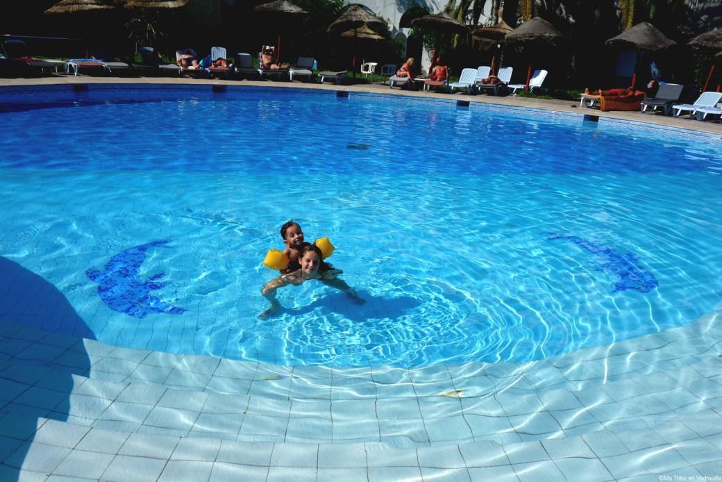 Piscine Tunisie