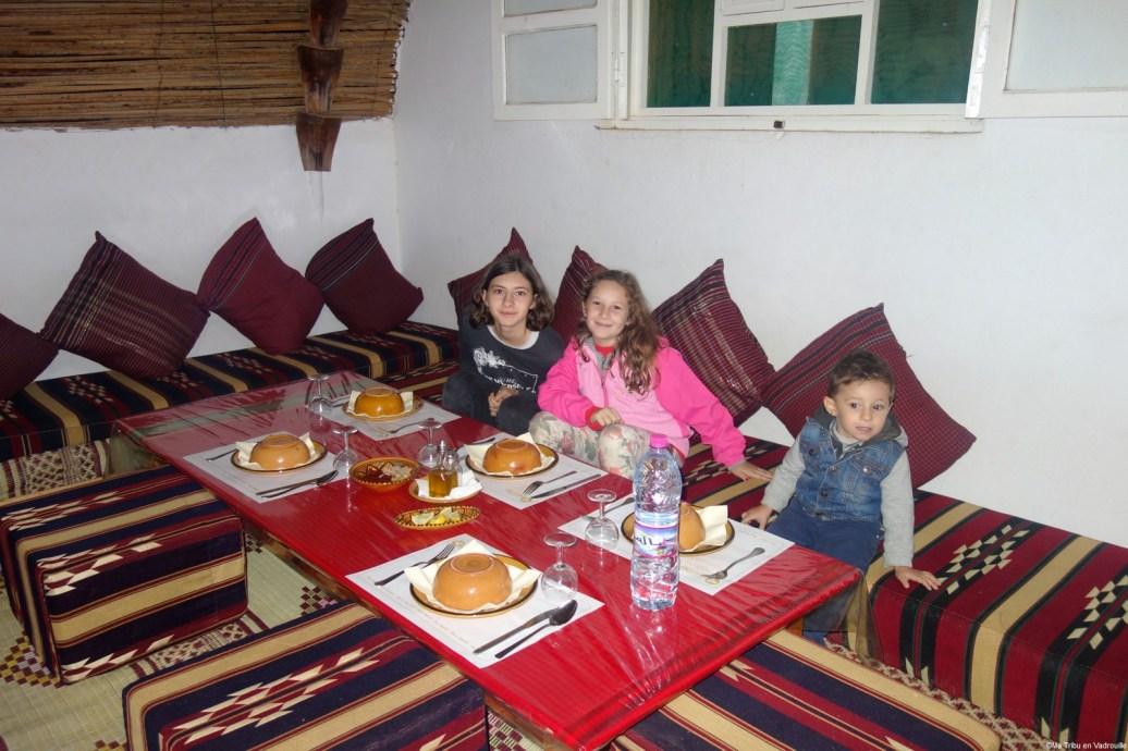 Repas Sahara
