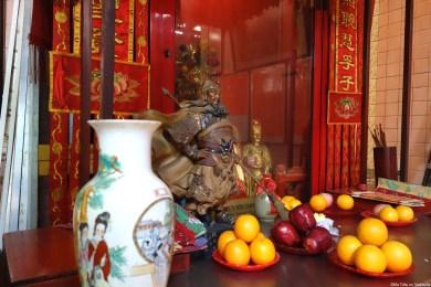 temple intérieur