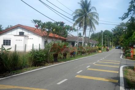balade dans le village