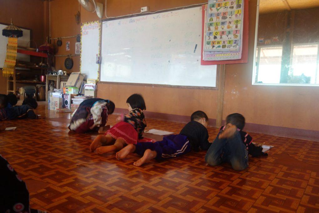 Orphelinat en Thaïlande