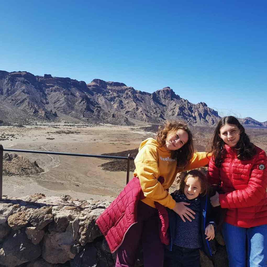enfants nomades Tenerife
