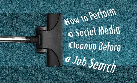 Social Media Clean up