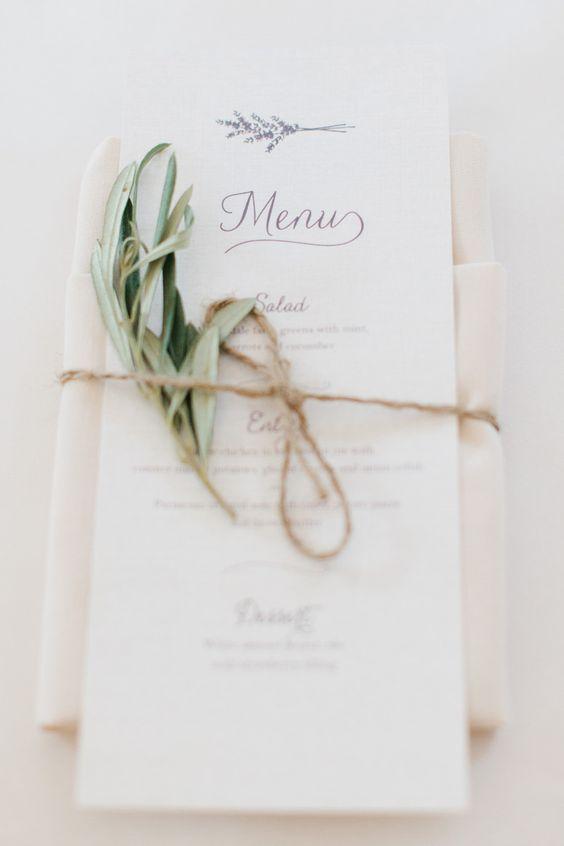 Le nozze a tema ulivo 3