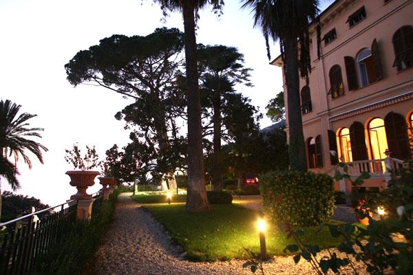 Una terrazza sul Golfo del Tigullio  Ville  Palazzi per matrimoni a Genova Liguria