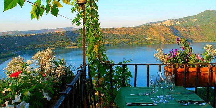Ricevimento sul lago  Ristoranti per matrimoni a Roma Lazio