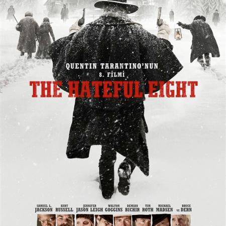 The Hateful 8 İzle