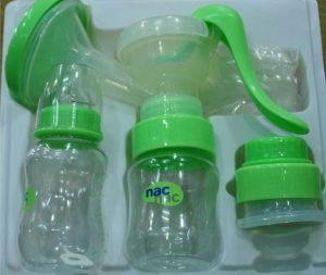 nacnac breast pump