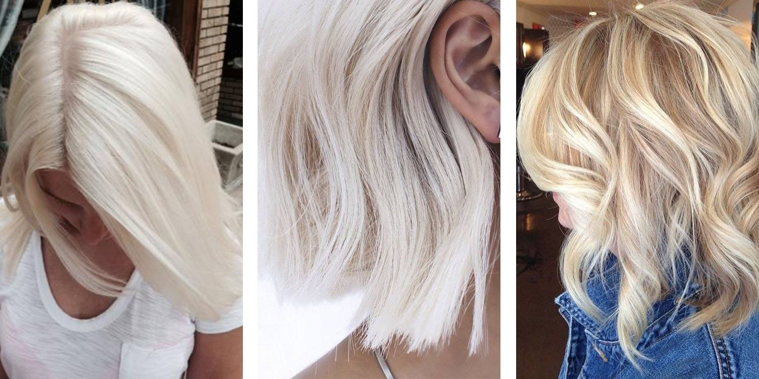 fabulous blonde hair color shades