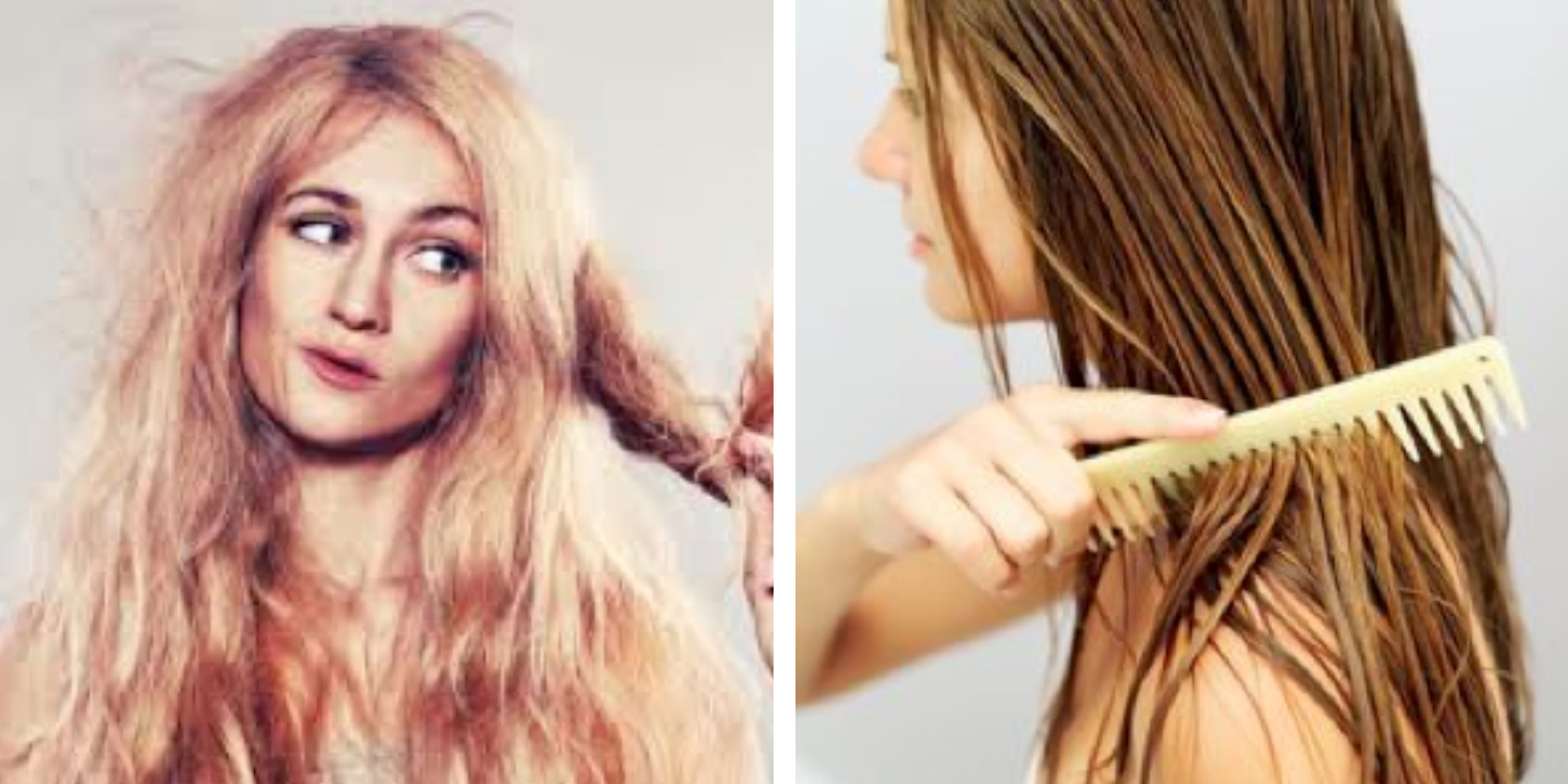 26 Tips For Styling Your Dry Hair