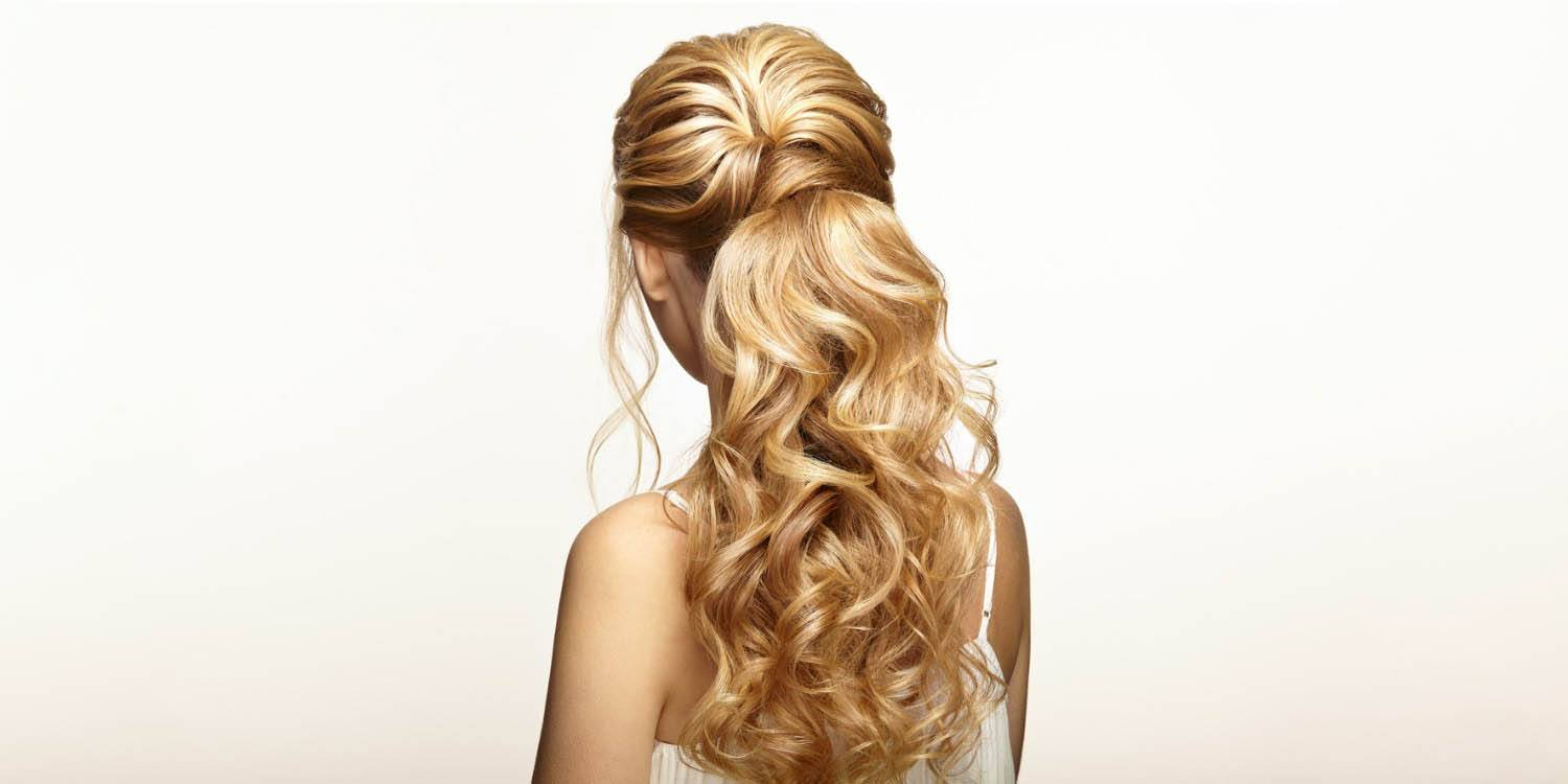 prom hairstyle ideas long