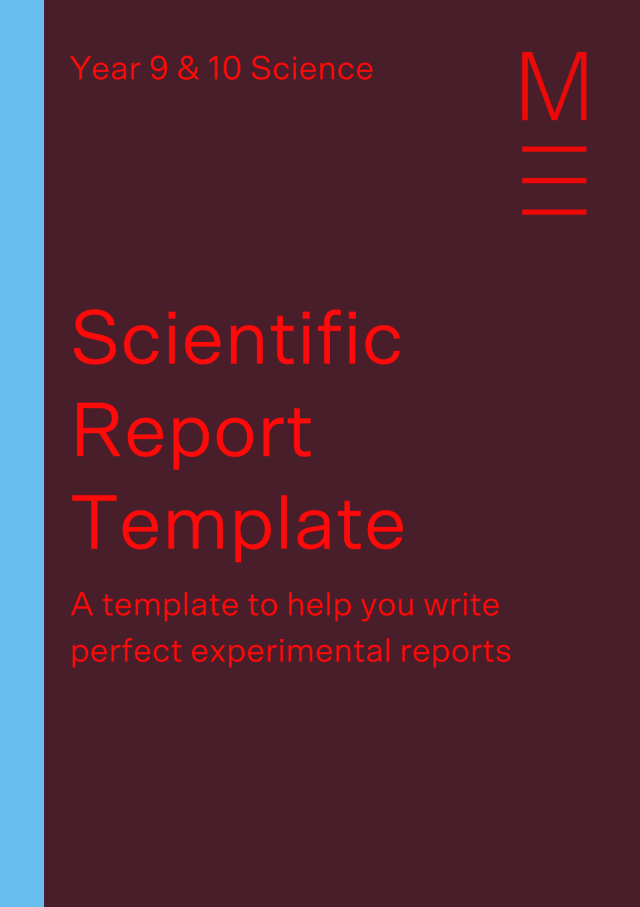 How to Write a Scientific Report  Step-by-Step Guide