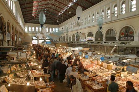 Αποτέλεσμα εικόνας για Βαρβάκειος αγορα
