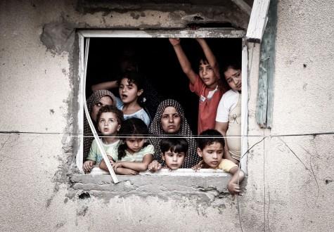 Israel-Gaza Conflict, Gaza, Palestinian Territories - 21 Jul 2014