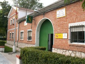 Cuartel de la Guardia Civil de Laguna de Duero