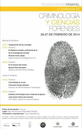 III Jornadas de Criminologia