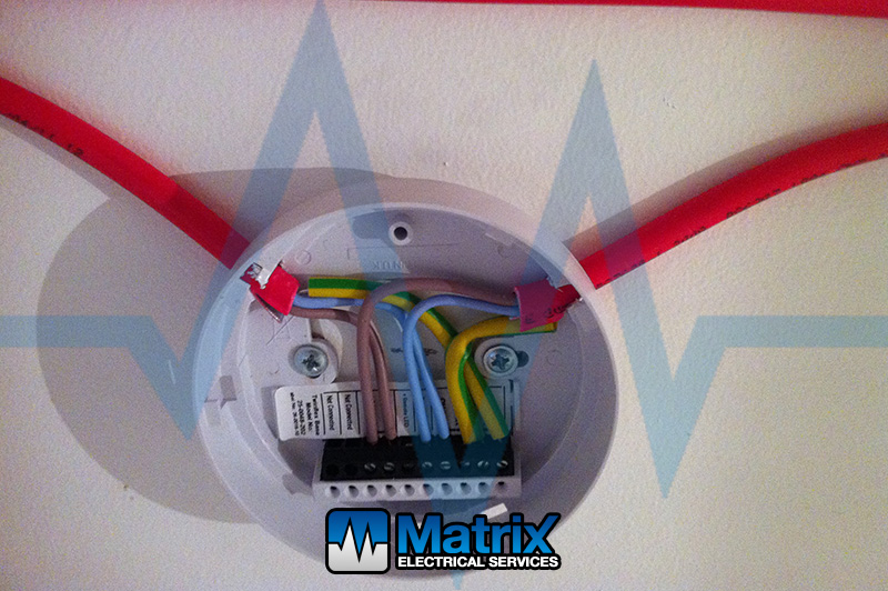 Fire Alarm Wiring Diagram In Addition 4 Wire Smoke Detector Wiring