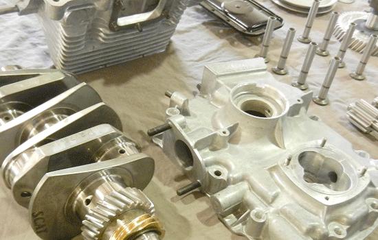 Porsche 356B Super90 rebuild