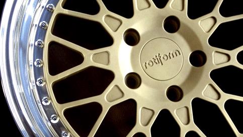Rotiform SJC forged wheel