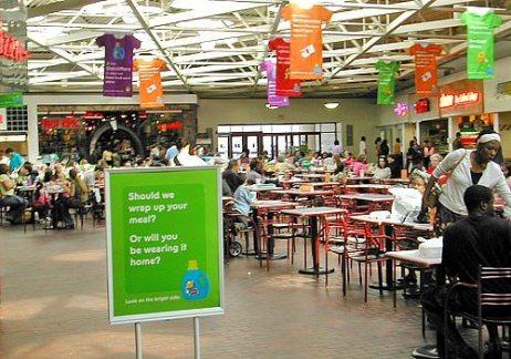 Amazing Food Court Advertising Mall Advertising Matrix Media Home Interior And Landscaping Sapresignezvosmurscom