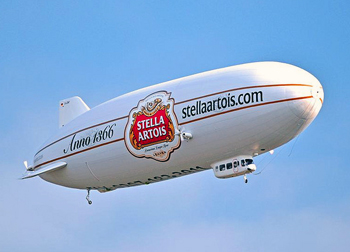 aerial & inflatable advertising