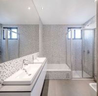 Wash Basin Tiles Design | Tile Design Ideas