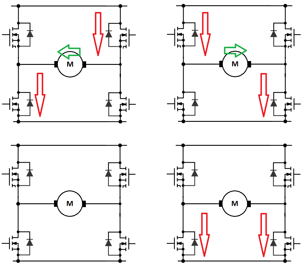 l298 h bridge circuit diagram how to draw a system architecture introducing the new matrix tsl dual full motor