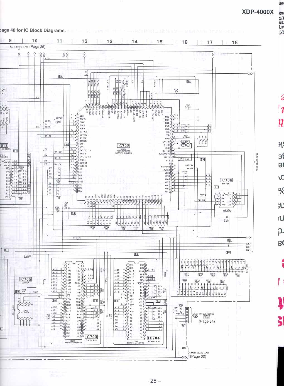 sony cdx 4000x wiring harness