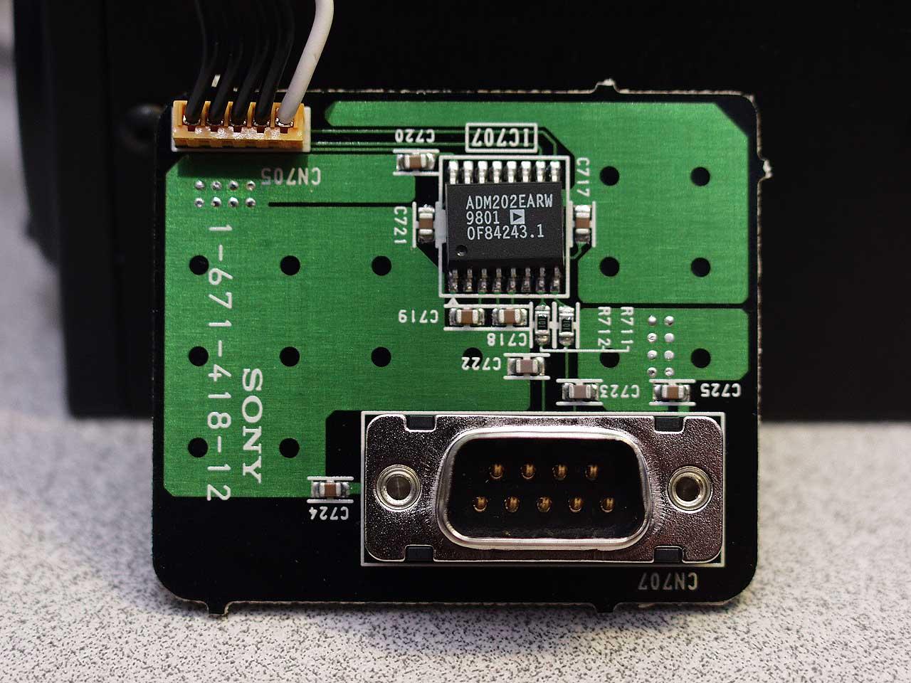 hight resolution of sony mdx c800rec wiring harness