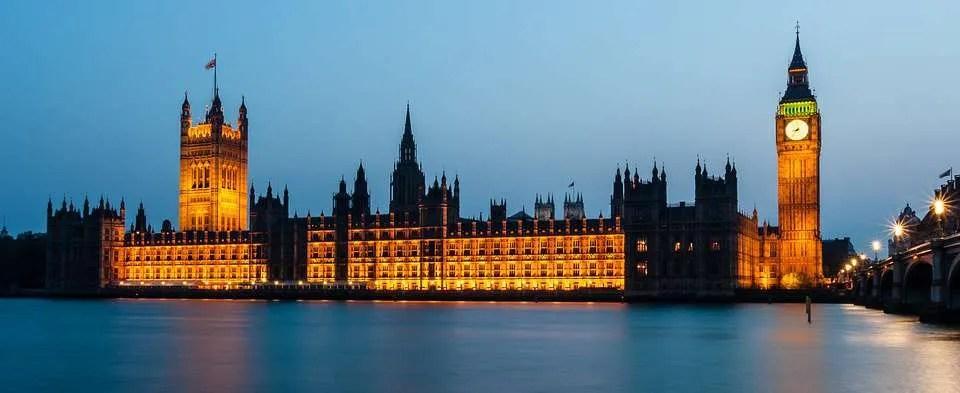 tempat menarik di london england