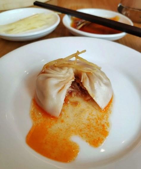 Sambal Xiao Long Bao