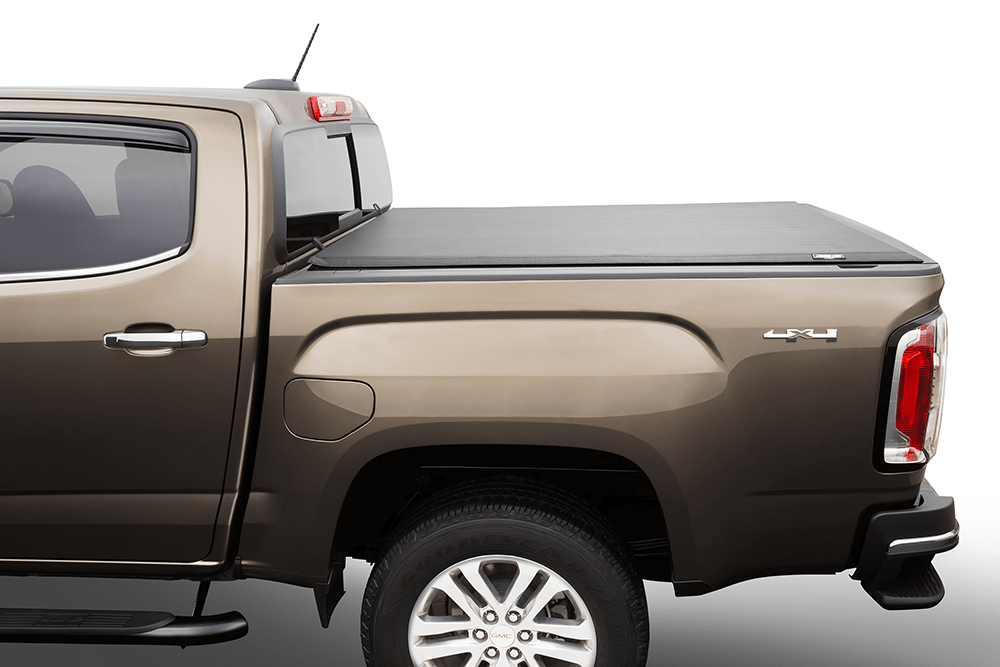 2015 2018 Gmc Canyon Tonno Pro Lo Roll Roll Up Tonneau