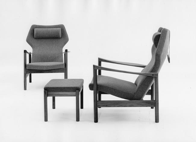Gerhard Berg. Modell: Senja. Produsert av Stokke Fabrikker. 1960-tallet.