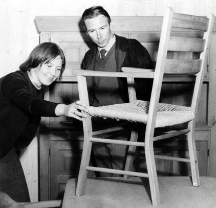 Elsa og Nordahl Solheim